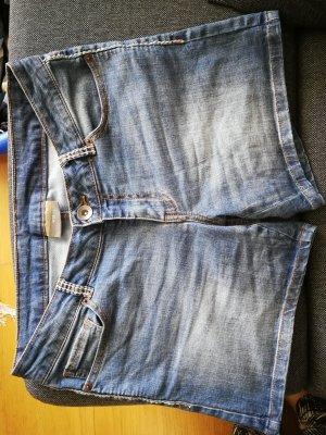 Jeansshorts Weite 29 von Takko