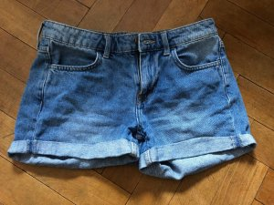 H&M Denim Shorts blue