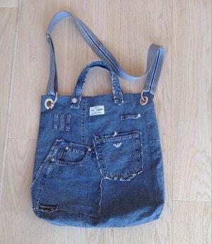 Carry Bag steel blue