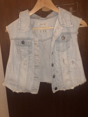 Primark Denim Vest multicolored