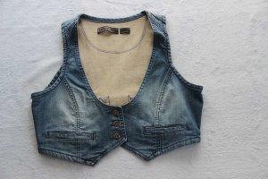 Jeansweste blau von ONLY
