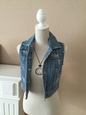 Jeansweste für Damen