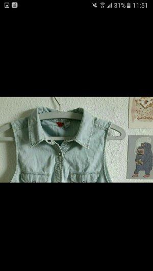 Jeansweste hellblau ♡