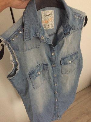 Jeansweste / Jeansbluse / Denim Co