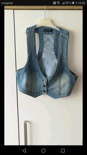 Jeansweste Only 38