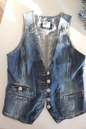 Jeansweste von H&M, neu
