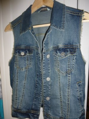 Jeansweste von Mango NEU