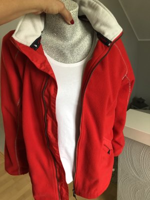 Jeantex Fleece Jackets red