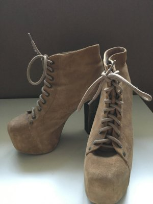 Jeffrey Campbell 35,8/ 39 High Heels Boots Ankle Boots