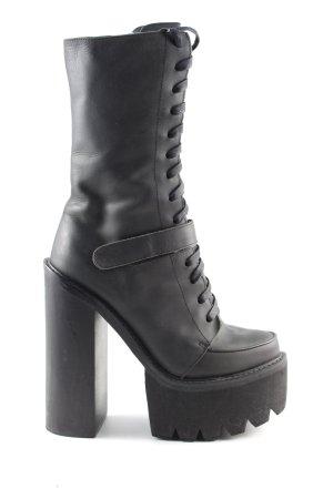 Jeffrey Campbell Heel Boots black casual look