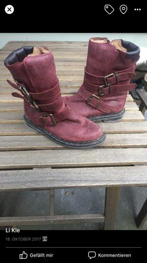 Jeffrey Campbell Biker Boots