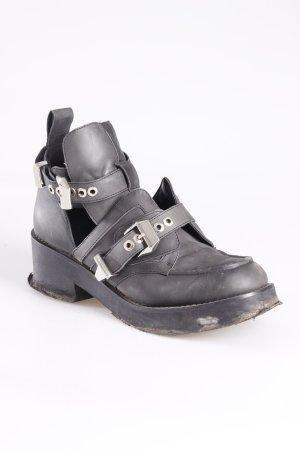 Jeffrey Campbell Boots schwarz