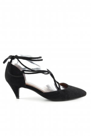 Jeffrey Campbell for Free People Lace-up Pumps black business style