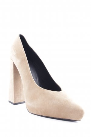 Jeffrey Campbell High Heels camel Elegant