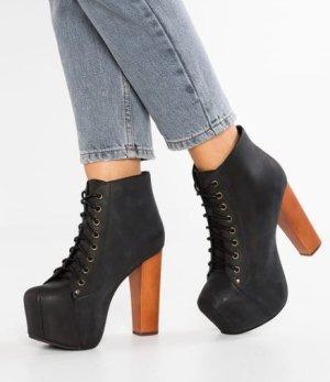 Jeffrey Campbell LITA - High Heel Stiefelette - black 40