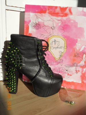Jeffrey Campbell Lita Spike GREEN Limited Edition