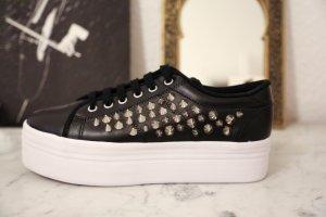 Jeffrey Campbell Plateau-Sneaker - ungetragen