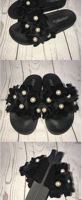 Jeffrey Campbell Comfort Sandals black viscose