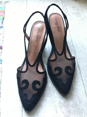 Jeffrey Campbell, schwarze Schuhe