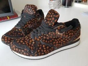 Jeffrey Campbell Sneakers | Gr.38 | Leder und Pferdehaar