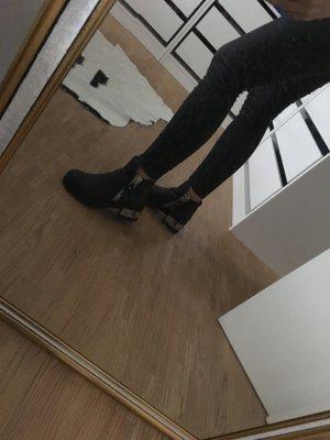 Jeffrey campbell stiefel schwarz