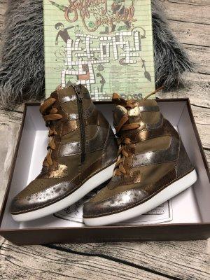 Jeffrey Campbell Wedges Keilabsatz Sneaker 38