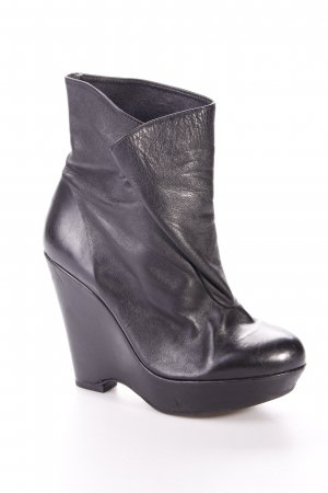 Jeffrey Campbell Wedges schwarz