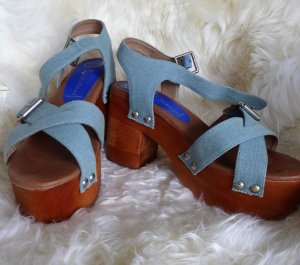 Jeffrey Campell | coole & angesagte Jeans-Clogs