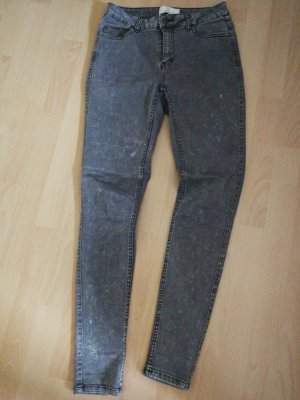 Pieces Jeggings grigio