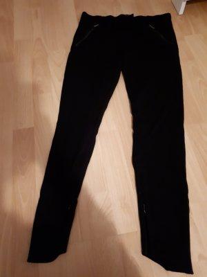 Jegging schwarz aus Zara