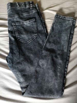 New Look Jegging leigrijs