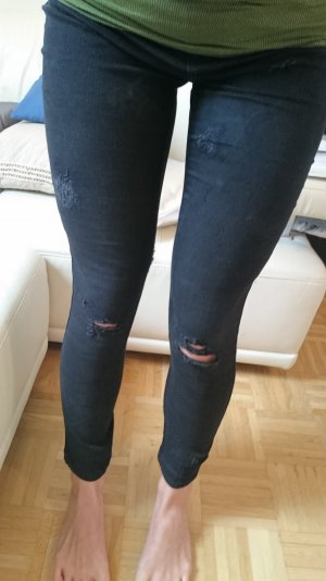 Jeggings Destroyed Look