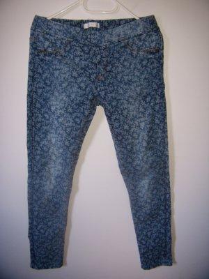 Promod Stretch jeans lichtblauw-leigrijs Katoen