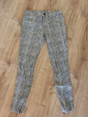 Jeggings in animalprint