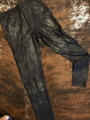 Jeggings in Leder-Optik