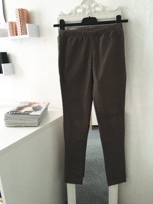Jeggings in Taupe Größe S/M