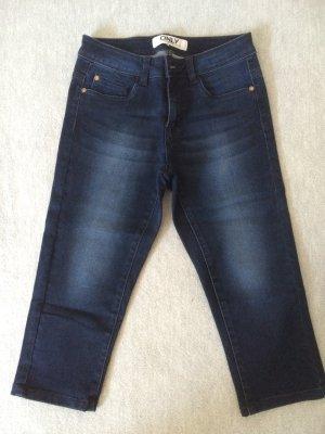 Jeggings / Jeans / Dreiviertelhose von Only - Gr. S
