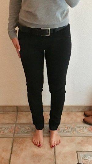 Jeans de moto noir