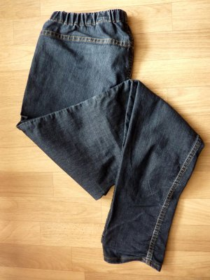 Jeggings Skinny Jeanshose dunkelblau CASUAL LOOK 40/42