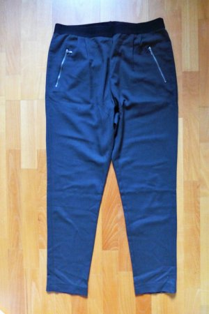 Jeggings Treggings Hose dunkegrau Gr 42/44 Gummibund