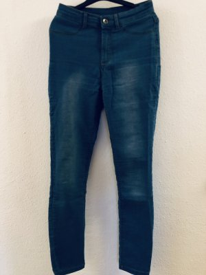 Calzedonia Hoge taille jeans blauw