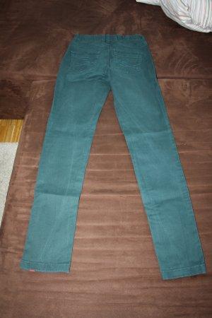 Edc Esprit Jeggings dark green cotton