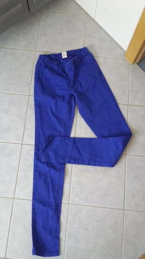 Jeggins blau Pieces.