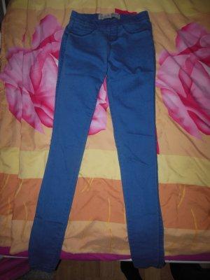 Jeggings azul-azul aciano