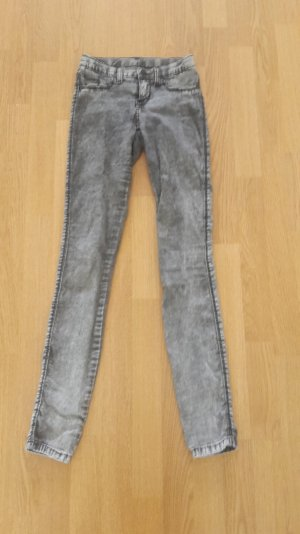 Jeggins Jeans Dr. Denim Skinny Slim Fit Röhre