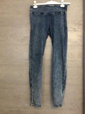 Jeggins jeansblau