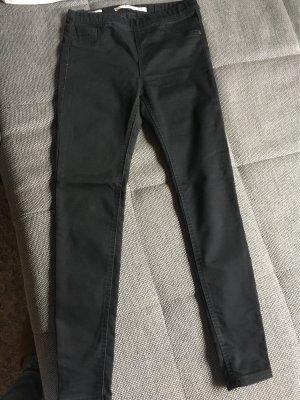 Jeggins von bershka in schwarz