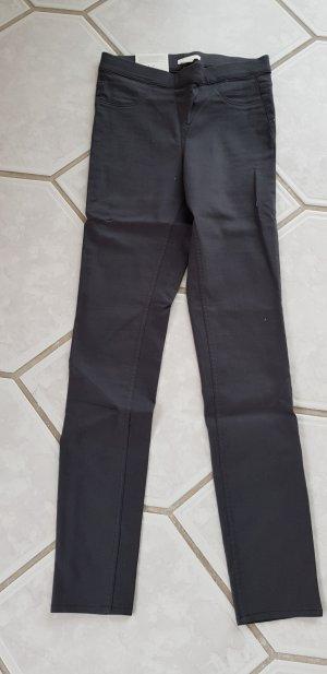 H&M Jeggings grigio scuro