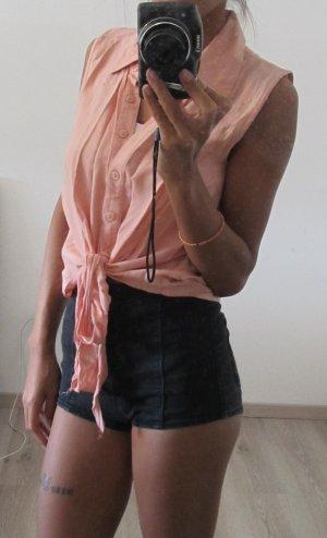 Jennifer Taylor Blouse sans manche rose-rose chair