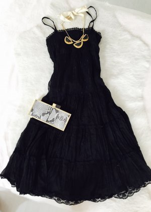 Jennifer Taylor schwarzes Kleid Gr. 36 (S)